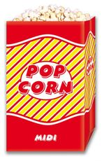 Torebka 2,41 L Popcorn MIDI 50 szt.